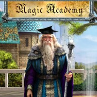 Unlock the mystery of the Magic Academy in this mystical seek & find!