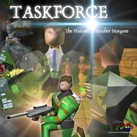 Taskforce: The Mutants of October Morgane