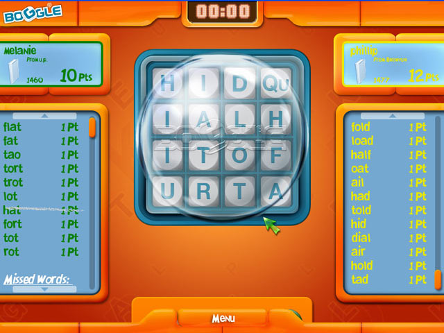 how to play big boggle